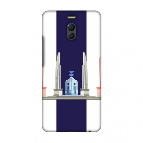 The Democracy Monument - ThailAnd Flag Slim Hard Shell Case For Meizu Note 6