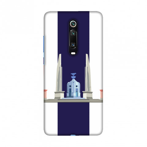 The Democracy Monument- Thailand flag Slim Hard Shell Case For Redmi K20/K20 Pro