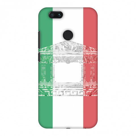 The Pantheon Of Rome - Italy Flag Slim Hard Shell Case For Xiaomi MI A1-5X