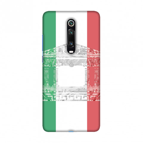 The Pantheon of Rome- Italy flag Slim Hard Shell Case For Redmi K20/K20 Pro