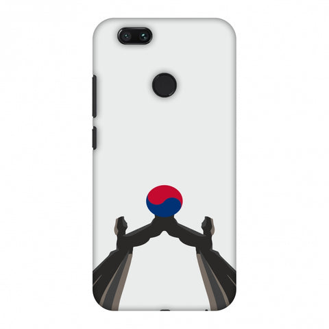 Unification Arch - South Korea Flag Slim Hard Shell Case For Xiaomi MI A1-5X
