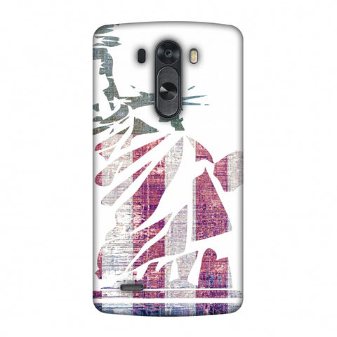 Statue Of Liberty - Usa Flag Slim Hard Shell Case For LG G4