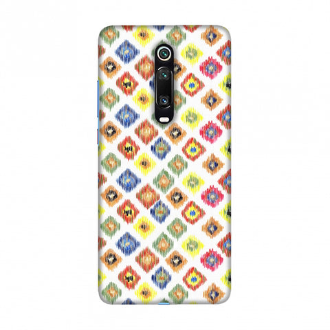Ikats- Brights Slim Hard Shell Case For Redmi K20/K20 Pro