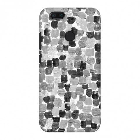 Morning Assembly - Monochrome Slim Hard Shell Case For Xiaomi MI A1-5X
