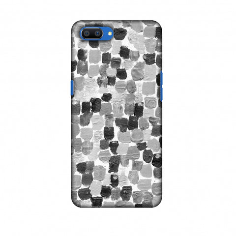 Morning Assembly - Monochrome Slim Hard Shell Case For Oppo Realme C1