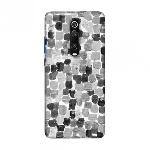 Morning Assembly - Monochrome Slim Hard Shell Case For Redmi K20/K20 Pro