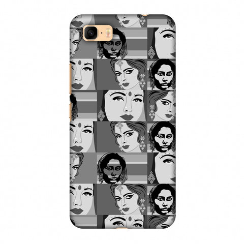 Quirky Bollywood - Monochrome Slim Hard Shell Case For Asus ZenFone 3s Max ZC521TL