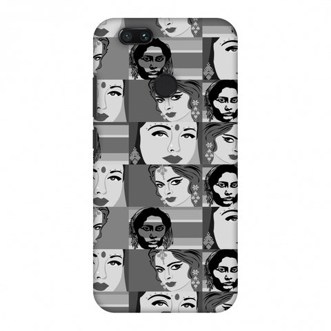 Quirky Bollywood - Monochrome Slim Hard Shell Case For Xiaomi MI A1-5X