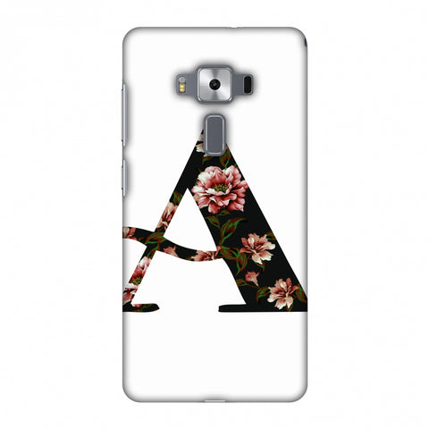 Floral Fill - A Slim Hard Shell Case For Asus Zenfone 3 Deluxe ZS570KL