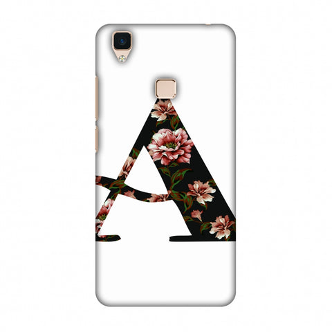 Floral Fill - A Slim Hard Shell Case For Vivo V3