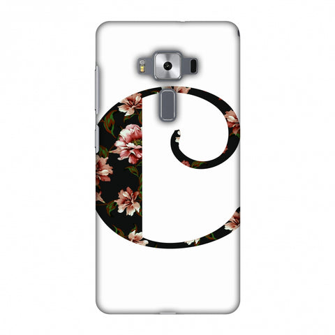 Floral Fill - C Slim Hard Shell Case For Asus Zenfone 3 Deluxe ZS570KL