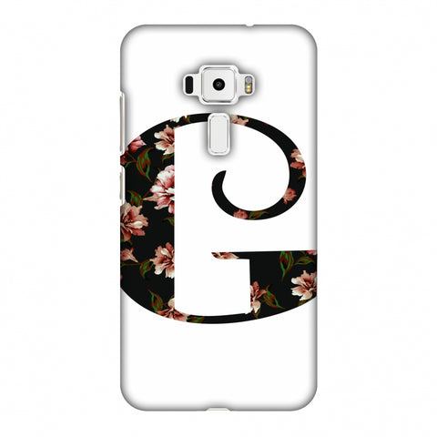 Floral Fill - G Slim Hard Shell Case For Asus Zenfone 3 ZE520KL