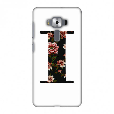 Floral Fill - I Slim Hard Shell Case For Asus Zenfone 3 Deluxe ZS570KL