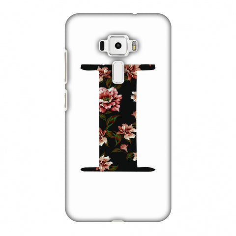 Floral Fill - I Slim Hard Shell Case For Asus Zenfone 3 ZE520KL