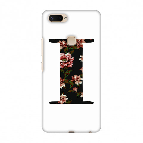 Floral Fill - I Slim Hard Shell Case For Vivo X20 Plus