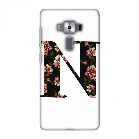 Floral Fill - N Slim Hard Shell Case For Asus Zenfone 3 Deluxe ZS570KL