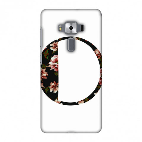 Floral Fill - O Slim Hard Shell Case For Asus Zenfone 3 Deluxe ZS570KL