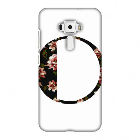 Floral Fill - O Slim Hard Shell Case For Asus Zenfone 3 ZE520KL