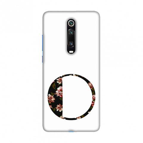 Floral Fill- O Slim Hard Shell Case For Redmi K20/K20 Pro