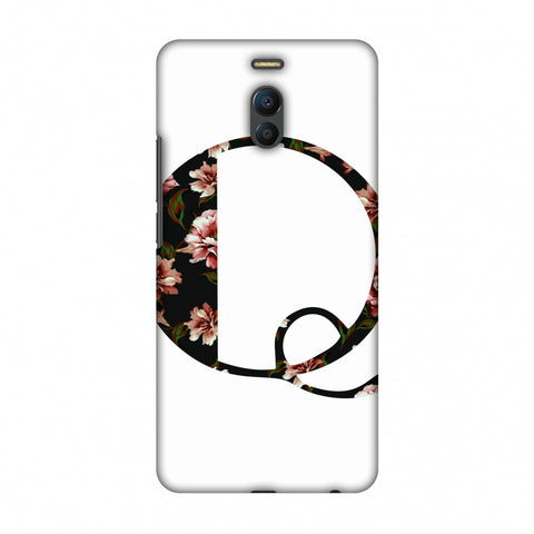 Floral Fill - Q Slim Hard Shell Case For Meizu Note 6