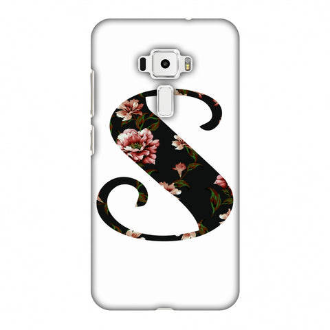 Floral Fill - S Slim Hard Shell Case For Asus Zenfone 3 ZE520KL