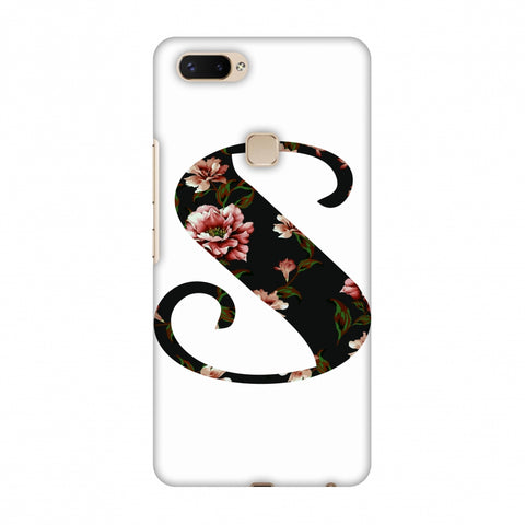 Floral Fill - S Slim Hard Shell Case For Vivo X20 Plus