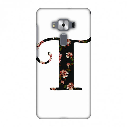 Floral Fill - T Slim Hard Shell Case For Asus Zenfone 3 Deluxe ZS570KL