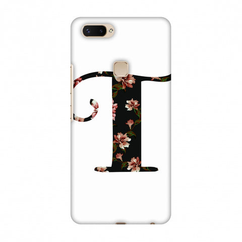 Floral Fill - T Slim Hard Shell Case For Vivo X20 Plus