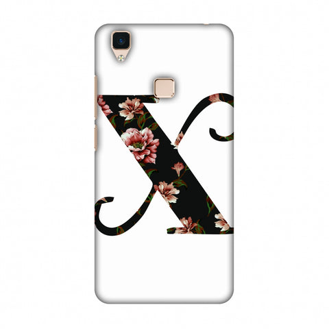Floral Fill - X Slim Hard Shell Case For Vivo V3