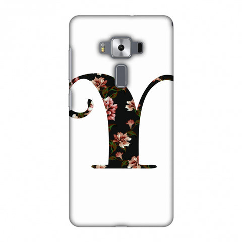 Floral Fill - Y Slim Hard Shell Case For Asus Zenfone 3 Deluxe ZS570KL