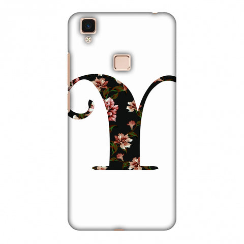 Floral Fill - Y Slim Hard Shell Case For Vivo V3 Max