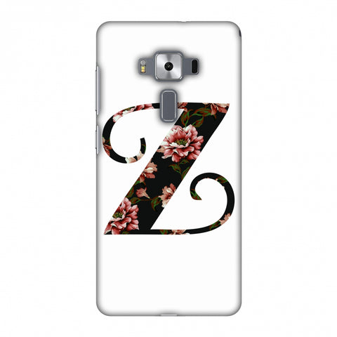 Floral Fill - Z Slim Hard Shell Case For Asus Zenfone 3 Deluxe ZS570KL