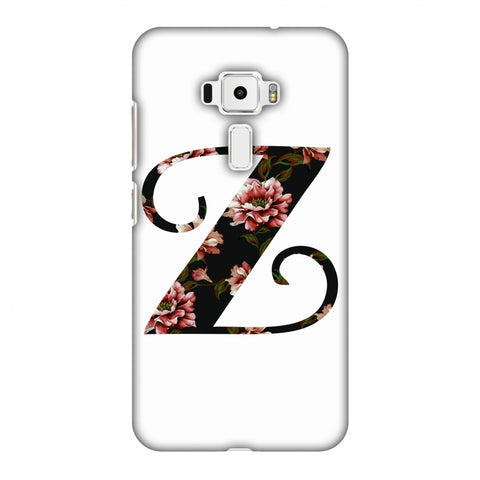 Floral Fill - Z Slim Hard Shell Case For Asus Zenfone 3 ZE520KL