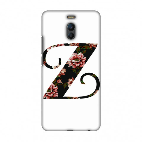 Floral Fill - Z Slim Hard Shell Case For Meizu Note 6