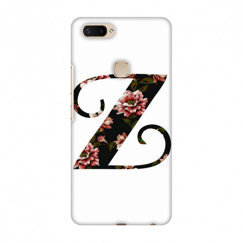 Floral Fill - Z Slim Hard Shell Case For Vivo X20 Plus