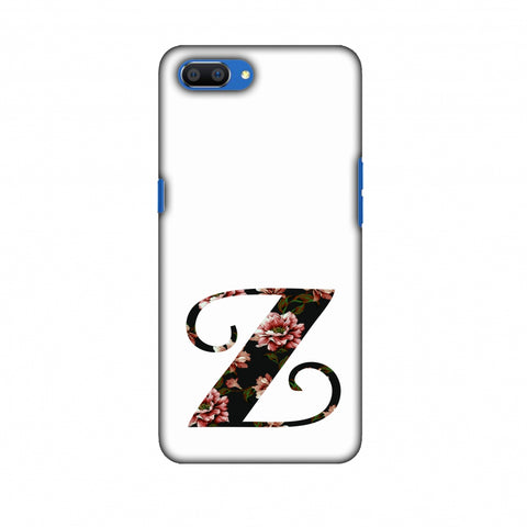 Floral Fill - Z Slim Hard Shell Case For Oppo Realme C1