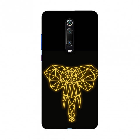 Elephant - Ochre Slim Hard Shell Case For Redmi K20/K20 Pro