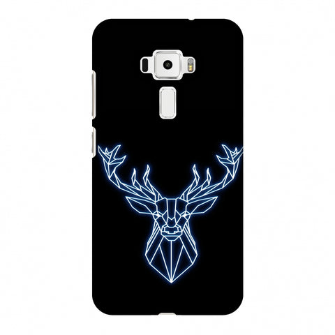 Reindeer - Teal Slim Hard Shell Case For Asus Zenfone 3 ZE520KL