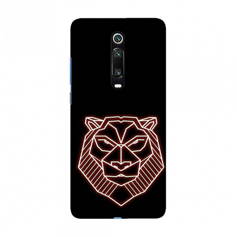 Sherkhan - Red Slim Hard Shell Case For Redmi K20/K20 Pro