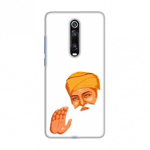 Guru Nanak Dev Ji Slim Hard Shell Case For Redmi K20/K20 Pro