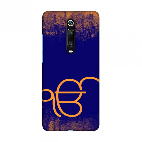 Ik Onkar Slim Hard Shell Case For Redmi K20/K20 Pro