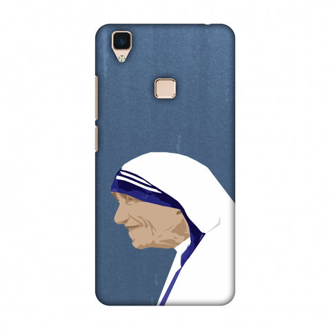 Mother Teresa - Portrait Slim Hard Shell Case For Vivo V3