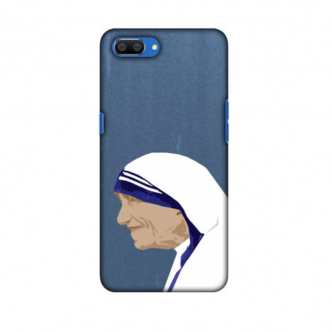 Mother Teresa - Portrait Slim Hard Shell Case For Oppo Realme C1