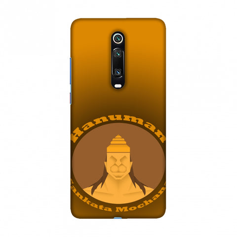Sankata - Mochana - Mustard Slim Hard Shell Case For Redmi K20/K20 Pro