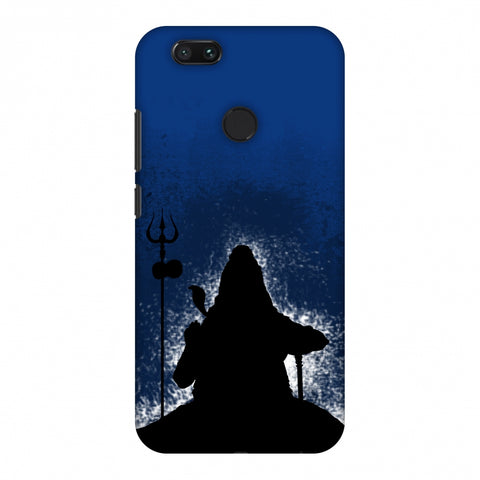 Shiva - Meditation - Blue Slim Hard Shell Case For Xiaomi MI A1-5X