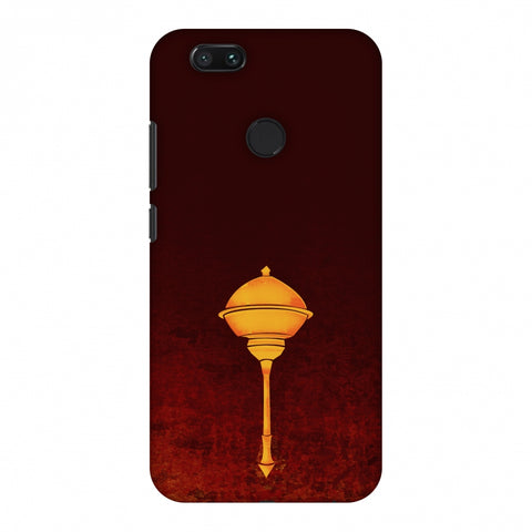 Hanuman - The Protector - Burnt Orange Slim Hard Shell Case For Xiaomi MI A1-5X