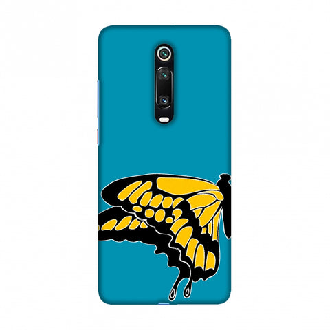 Butterfly - Posterised Slim Hard Shell Case For Redmi K20/K20 Pro