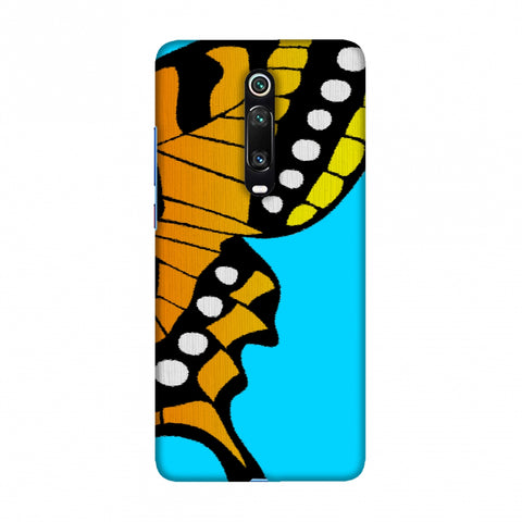 Butterfly - Fibre Wings Slim Hard Shell Case For Redmi K20/K20 Pro
