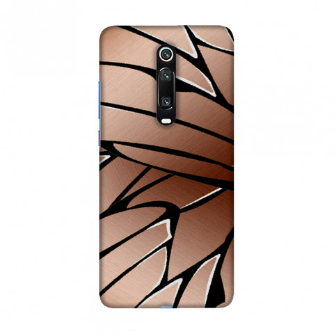 Butterfly - Copper Ombre Fibre Wing Slim Hard Shell Case For Redmi K20/K20 Pro