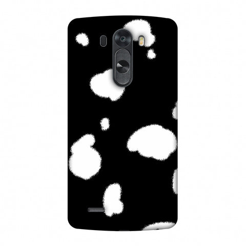 Dalmatian - White Spots Slim Hard Shell Case For LG G4
